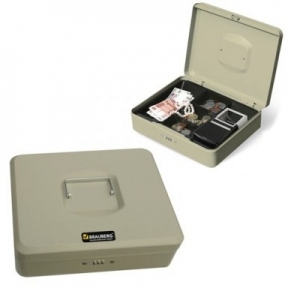 Ящик для денег ценностей документов печатей BRAUBERG 290456_1
