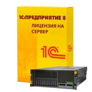 1С:Предприятие 8.3 ПРОФ. Лицензия на сервер_1