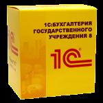 1с бухгалтерия государственного учреждения 8 проф электронная поставка