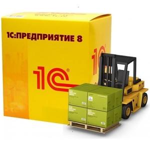 1с логистика управление складом 3 0 дополнительная лицензия на 5 рабочих мест