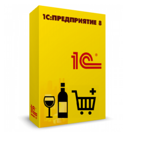 1с производство и оборот алкогольной продукции клиентская лицензия на 100 рабочих мест usb_1