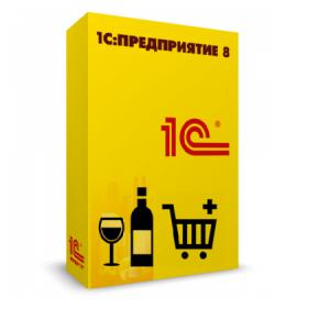 1с производство и оборот алкогольной продукции клиентская лицензия на 50 рабочих мест usb_1