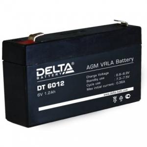 Аккумулятор для кассового аппарата Delta DT 6012_1