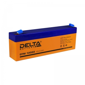 Аккумулятор для кассового аппарата Delta DTM 12022_1