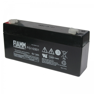 Аккумулятор для кассового аппарата FIAMM FG 10301_1