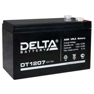 Аккумулятор для весов CAS 12V 7A THD_1