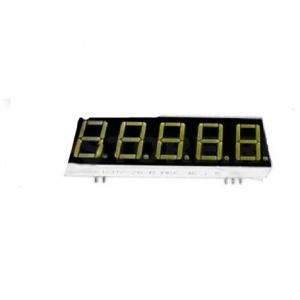 Индикатор TOS5661CMY Z6B для весов Масса-К МК-А_1