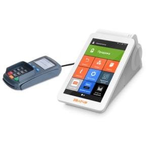 Кассовый аппарат Эвотор 7.2 Visa
