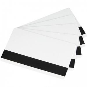 Плаcтиковые карты c магнитной полосой Zebra_1