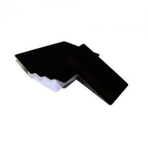 Пластиковые карты черные_1