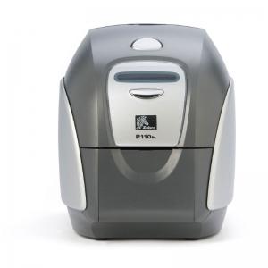 Принтер пластиковых карт Zebra P110m