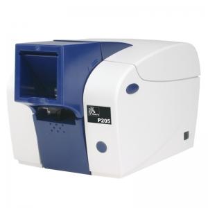 Принтер пластиковых карт Zebra P205