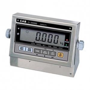 Весовой терминал CAS CI-2400BS_1