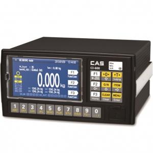 Весовые индикаторы CAS CI-600D_1