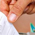 Признак способа расчета в кассовом чеке и другие реквизиты
