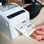 Размеры этикеток для принтера этикеток — выбор и настройка техники