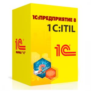 1с itil управление информационными технологиями предприятия корп клиентская лицензия на 1 рабочее место_1