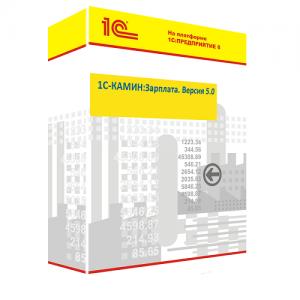 1с камин зарплата версия 5 0 базовая версия электронная поставка_1