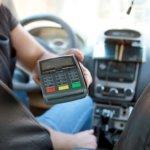 Кассовый аппарат для такси: работа по новым правилам