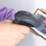 Беспроводные сканеры штрих-кодов для склада