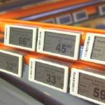 Печать ценников в программах 1С: Розница 2.2 и Microsoft Excel