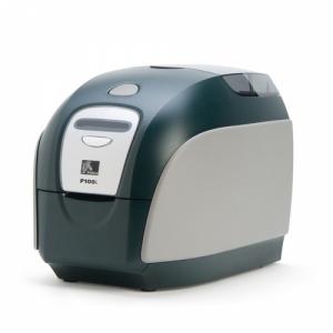 Принтер пластиковых карт Zebra P100i