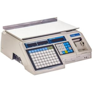 Весы торговые CAS LP-15R v 1.6