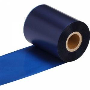 Чековая лента 57x30x12мм синяя