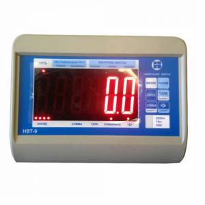 Весовой терминал Невские весы НВТ-9