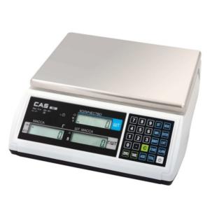 Весы фасовочные Cas EC 3