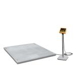 Весы платформенные ФизТех ВП-1,5т Стандарт К