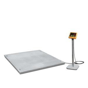 Весы платформенные ФизТех ВП-600 Стандарт НК