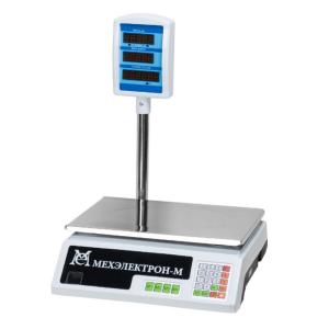Весы торговые Мехэлектрон-М ВР4900-05