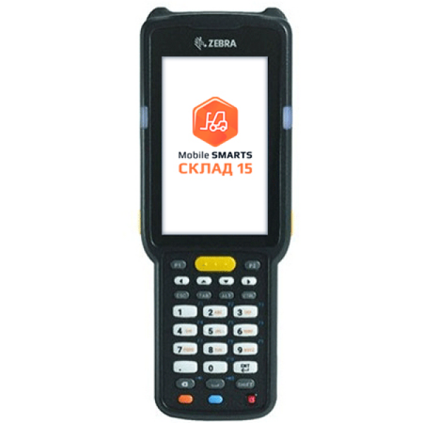 Zebra TC20 «Mobile SMARTS: Склад 15»