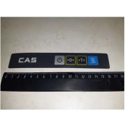 Наклейка клавиатуры для Cas AD_2