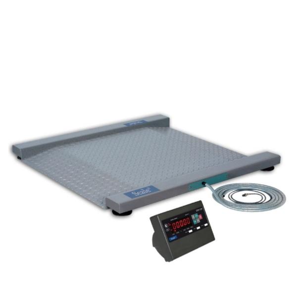 Весы напольные Scale СКТ