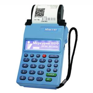 Касса для маркировки Меркурий 180Ф
