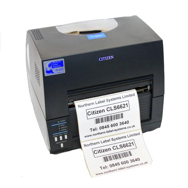 Принтер для маркировки Citizen CL-S6621