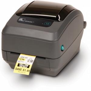 Принтер этикеток Zebra GK420