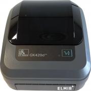 Принтер для маркировки Zebra GK420D_2