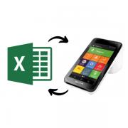 """Приложение для смарт-терминала Эвотор """"Обмен через Excel"""""""