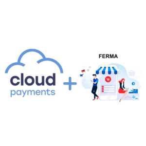 Облачная ККТ CloudPayments + Ferma